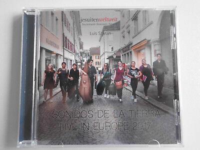 CD: SONIDOS DE LA TIERRA, Luis Szaran: Live In Europe 2017 gebraucht kaufen  Rostock