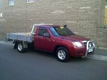 2007 MAZDA BT-50 TURBO DIESEL FLAT TRAY North Hobart Hobart City Preview