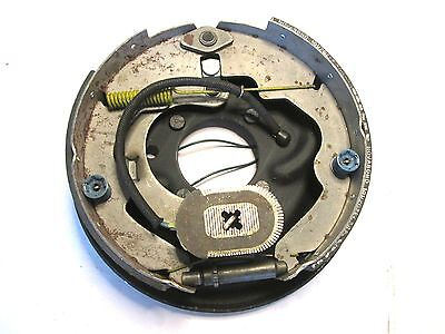 5709 HA HAYES 10 X 2 1/4 ELECTRIC TRAILER BRAKE ASSEMBLY LEFT SIDE NEW ORIGINAL