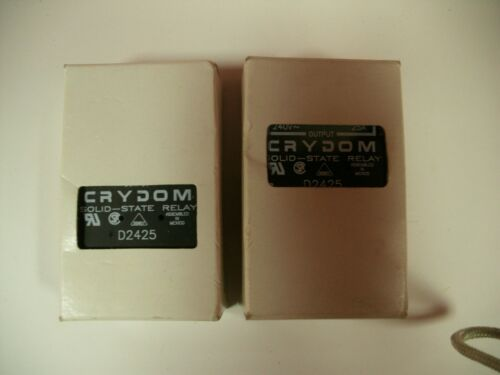 CRYDOM D2425 Solid State Relay 3 to 32VDC 25A