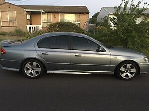 Ford XR6 2005 automatic Caulfield North Glen Eira Area Preview