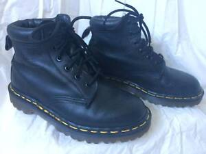 Dr Martens  Made in England Black Perth Perth City Area Preview