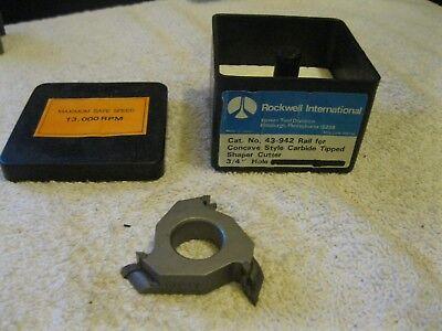 Delta//Rockwell Shaper Cutter Tapered Starting Pin Bit