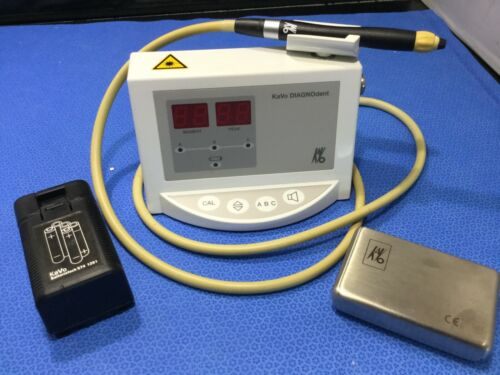 Kavo Diagnodent Classic 2095 Dental Caries Laser Cavity Detection Unit        kp