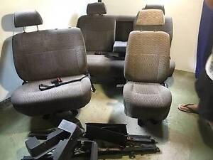 Toyota Hiace Custom Seats Kallangur Pine Rivers Area Preview
