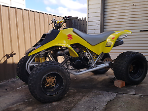 LT250R PROJECT Shortland Newcastle Area Preview