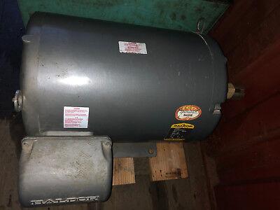 Baldor M2539t Motor 40 Hp 230460 Volt 3 Phase 1775 Rpm 95.447. Amp 324t Frame