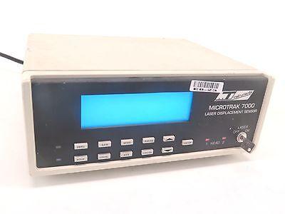 Mti Instruments Microtrak 7000 Laser Displacement Sensor