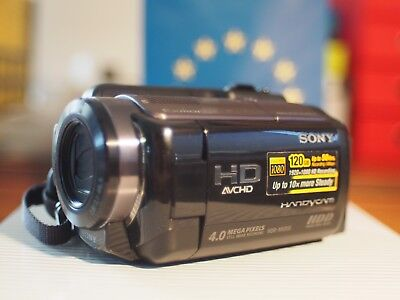 Sony Handycam HDR-XR200VE - camcorder