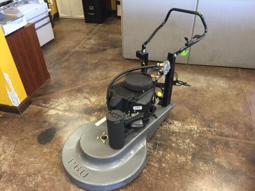 Advance PBU 27inch Propane Floor Buffer