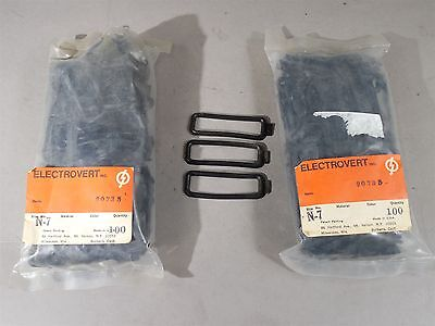 Lot Of 180 Electrovert N-7 Rubber Loop For Cradle Clip 2-34