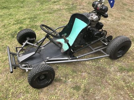Homemade Go Kart Manly West Brisbane South East Preview