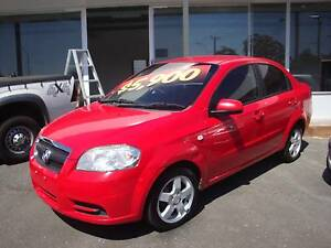 2007 Holden Barina Sedan Eight Mile Plains Brisbane South West Preview
