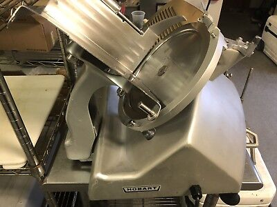 Hobart 2812 12 Manual Meat Cheese Deli Slicer. Works Great