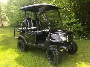 Voiturette de golf , cart de golf