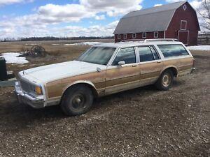 1987 Pontiac Safari