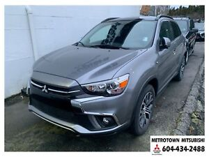 2018 Mitsubishi RVR GT Premium; Corporate Demo! Only 58 KMS!