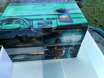 Oracle Pro HD Portable DVR Dash Camera