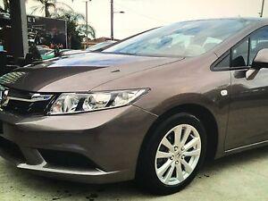 2013 Honda Civic Sedan North Sydney North Sydney Area Preview