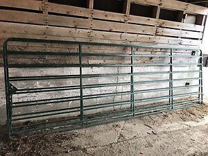 16 foot farm gates