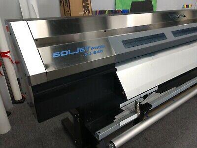 Roland Xj-640 Large Format Eco-sol Vinyl Printer