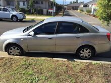 2003 Daewoo Lacetti Sedan Willmot Blacktown Area Preview