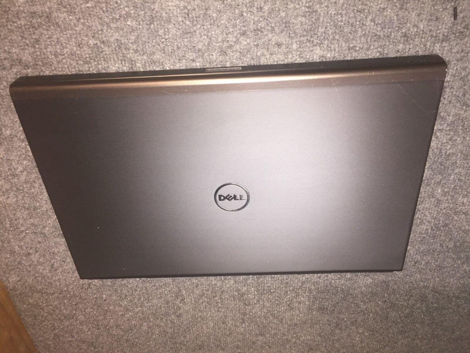 Dell Precision M6600 Intel i7-2760QM 2.4GHz 250GB 8GB DVDRW Nvidia VC W10PRO