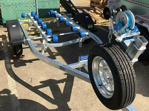 New Galvanised Jetski Tinny Boat Trailer For Sale Boat Tinny QLD Biggera Waters Gold Coast City Preview