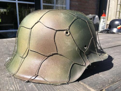 German helmet / Stahlhelm restauration and customization M34/M35/M40/M42