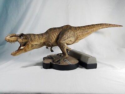 Jurassic Park Breakout T Rex Statue   Jurassic World Dinosaur Tyrannosaurus Rex
