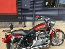 Harley Sportster XL883C 2009 Lauderdale Clarence Area Preview