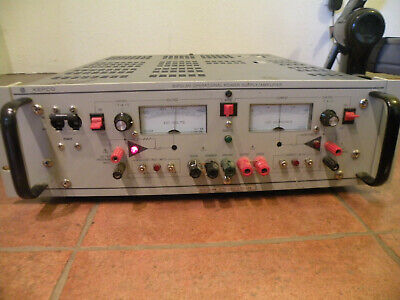 Kepco Bop 50-8m Bipolar Power Supply -50v -8a Parts Repair