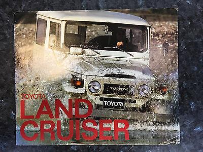 N616 TOYOTA LAND CRUISER BJ40