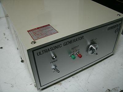 Ultrasonic Generator 26khz 12a 600w 100vac U0600fa-p New