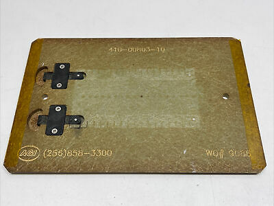 Pcb Circuit Board Holder Fiberglass Soldering Platform 4.5x2 Agi 410-00803-10 Jd