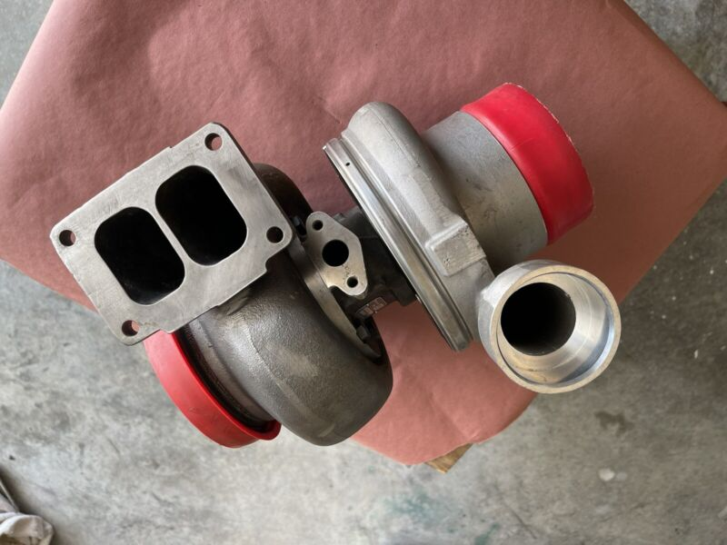Garrett Detroit Diesel MTU 12V2000 Turbocharger 704322-5001 23524238 GT5002BJNX