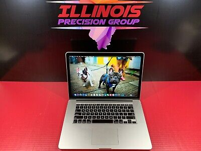 ✭ Apple MacBook Pro 15 ✭ TURBO Quad Core i7 3.2ghz ✭ 8GB RAM 500GB SSD  WARRANTY