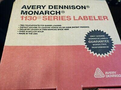 Genuine Brand New Monarch 1131-01 Price Gun Labeler
