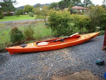 Twin Kayak Bulahdelah Great Lakes Area Preview