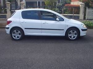 PEUGEOT 307 HATCHBACK TURBO DIESEL LOVELY CONDITION Stepney Norwood Area Preview