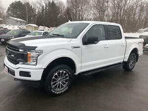 2018 Ford F-150 2018 Ford F-150 - XLT 4WD SuperCrew 5.5' Box