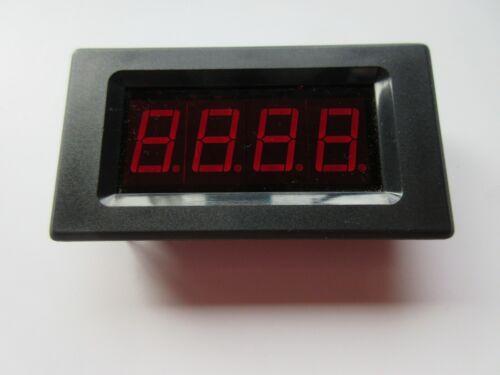DI International, DPM5135 Digital Panel Meter, Red LED DC 200mV Voltmeter 3-1/2