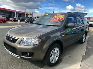 2011 Ford Territory TS Automatic SUV Fyshwick South Canberra Preview