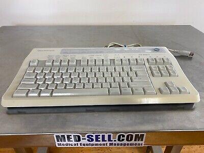 Olympus Maj-1428 N860-8769-t201 Qwerty Keyboard For Cv-180 Video Processor