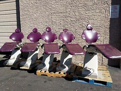 A-dec 511 Dental Chair Adec Works