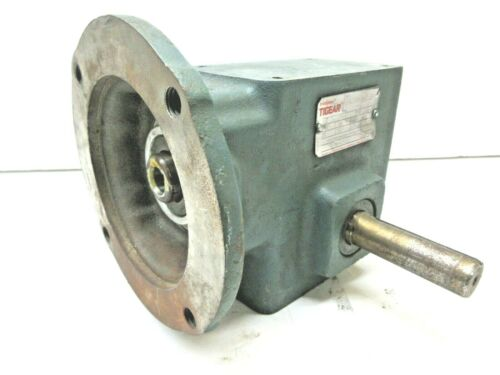 DODGE TIGEAR GEAR SPEED REDUCER, Q176Y020M056L1, 6342159 062 EF, 20:1, 1.00 HP,