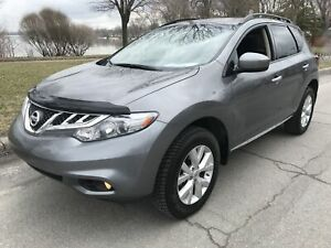 2014 Nissan Murano Impeccable- AWD 4dr S
