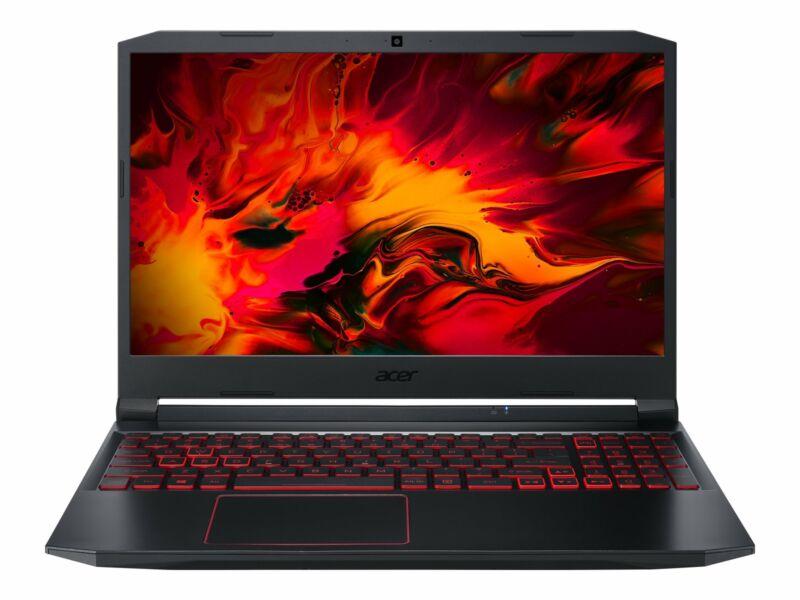 Acer-Nitro-5---15.6-Laptop-Intel-Core-i5-10300H-2.5GHz-8GB-Ram-256GB-SSD-Win10H