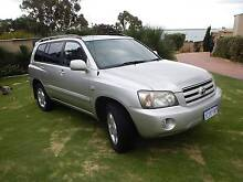 2006 Toyota Kluger Grande Wagon Automatic Dawesville Mandurah Area Preview