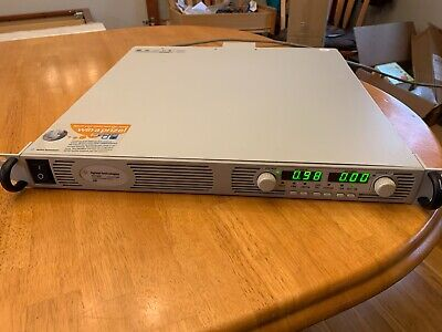 Agilent N5744a Dc System Power Supply 20v 38a 760w